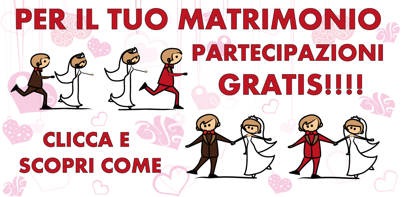 Partecipazioni Matrimonio On Line Gratis.Partecipazioni Matrimonio Gratis